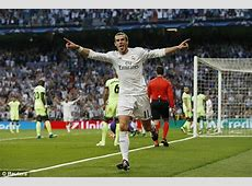 Real Madrid 10 Man City RESULT UEFA Champions League