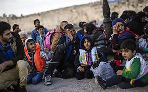 Another 280 Refugees, Migrants, Land On Overrun Greek ...