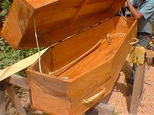 Home-Built Casket