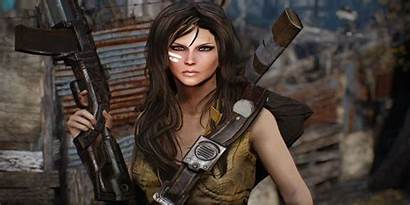 Fallout Female Characters Strongest