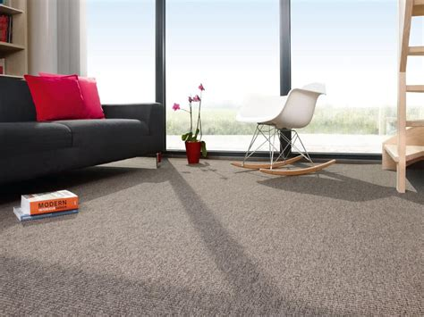 nature rips grau teppichboden pflegeleicht