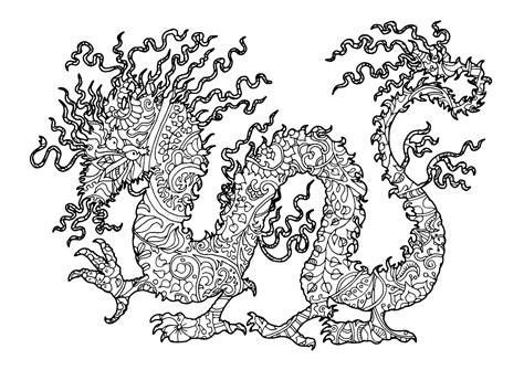 disegni dei draghi da colorare draghi 37713 draghi disegni da colorare per adulti