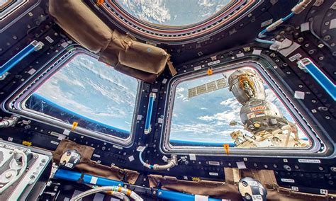 Tour The International Space Station Thanks To Google
