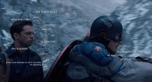 captain america the first avenger stucky moments - Google ...