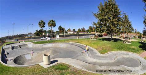San Diego (Damato Park), California Skatepark