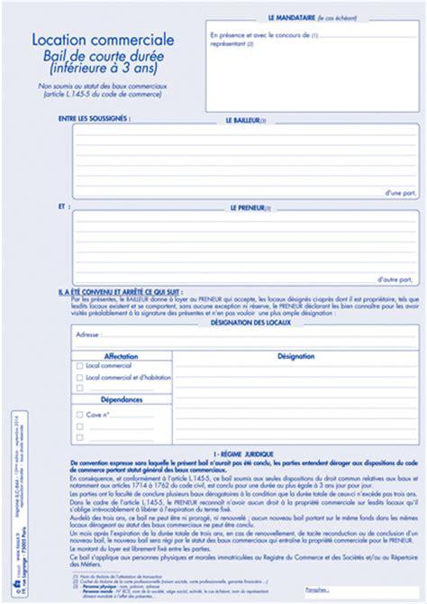 modèle bail précaire commercial gratuit catalogue tissot le sp 233 cialiste des formulaires juridiques