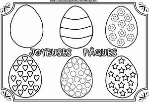 Coloriage De Paque : coloriage oeufs de p ques dessin par nounoudunord ~ Melissatoandfro.com Idées de Décoration