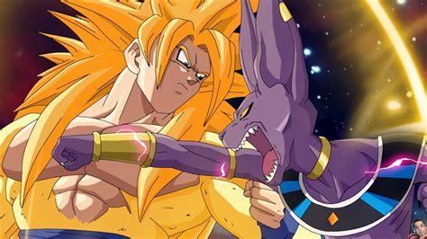 super saiyan god mode dragon ball  battle  gods