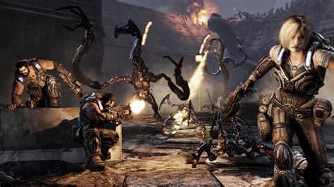 Gears Of War 3 Planet Gears Of War