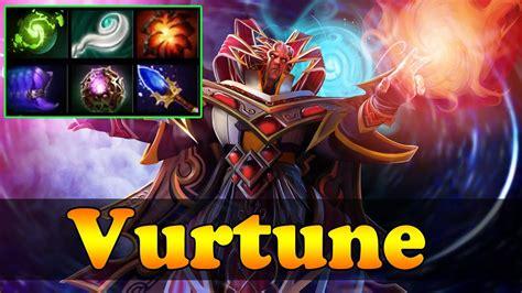 dota 2 vurtune pro invoker china vol 98 ranked match gameplay youtube