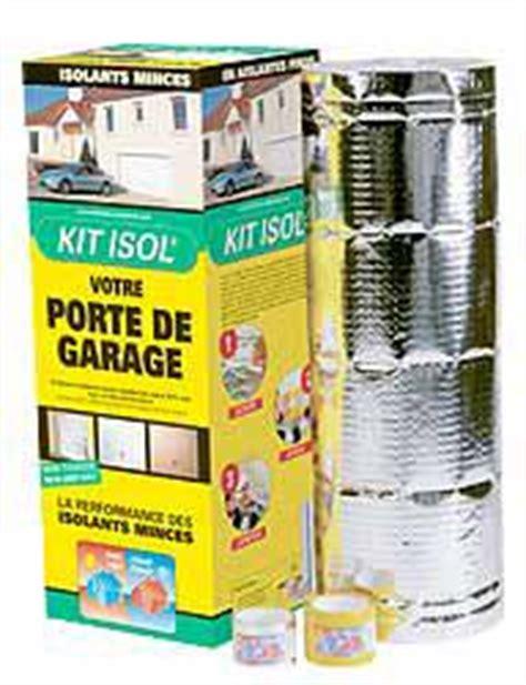 kit isolation porte de garage photos autres isolations thermiques de batiment page 1 hellopro fr