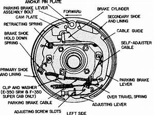 Ford Ranger Rear Brake Diagram