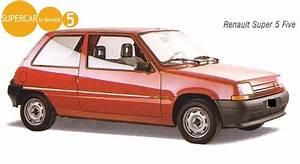 Renault Super 5 Five : tout sur la renault 5 five ~ Medecine-chirurgie-esthetiques.com Avis de Voitures