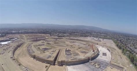 nouveau si e social gopro et drone le nouveau siège social d 39 apple