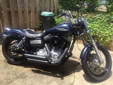 Davidson Alexandria by Harley Davidson Dyna Motorcycles For Sale In Alexandria