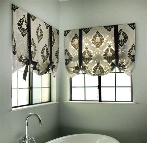 Tie Up Curtains by 1000 Ideas About Tie Up Curtains On Valances