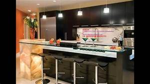 ACRYLIC , STAINLESS STEEL finish MODULAR KITCHEN THRISSUR