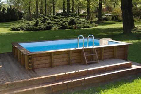 piscine bois hors sol leroy merlin