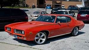 Red Pontiac Gto Judge Wallpapers And Images