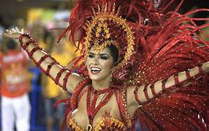Carnival 2014 Champions Parade at the Sambódromo | The Rio ...