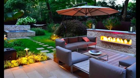 patio  garden design ideas  amazing backyard