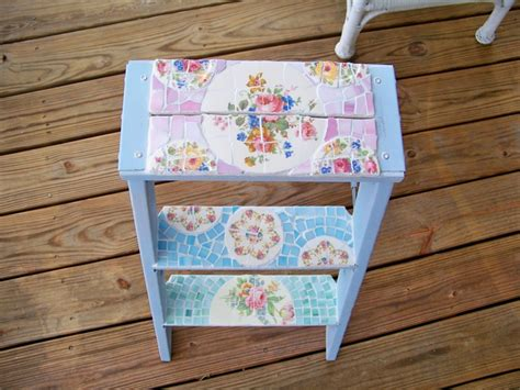 flea market makeovers flea market makeovers mosaics pinterest
