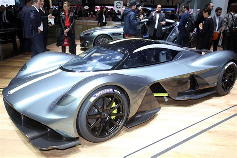 new aston martin valkyrie scares off all other hypercars