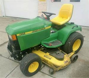 John Deere 420 Lawn Mower  Tractor For Sale Online