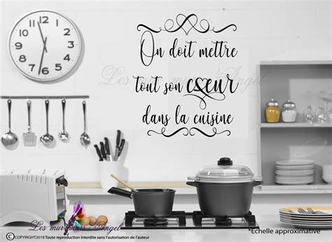 citations cuisine sticker cuisine citation lesmurmursdangel fr