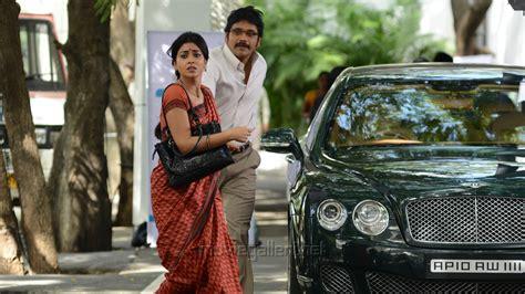 Picture 707071   Shriya Saran, Nagarjuna in Manam Movie ...