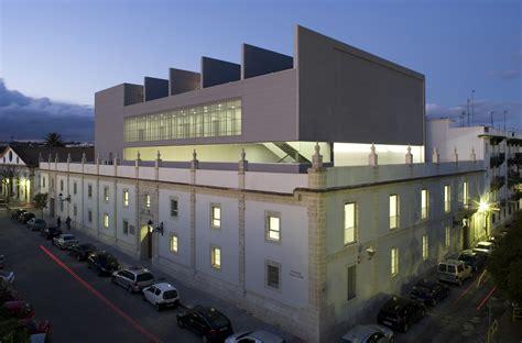 New Theatre In Santa Maria Port Daroca Arquitectos