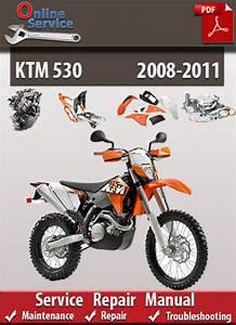 Ktm 530 2008-2011 Online Service Repair Manual