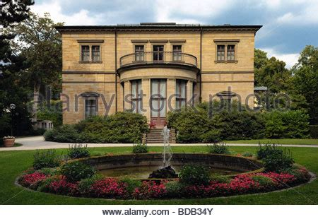 Villa Wahnfried, Home Of Richard Wagner, 18131883