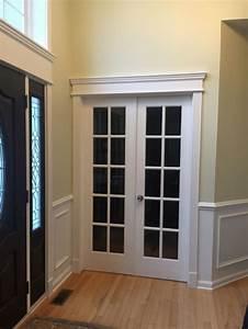 Door Casing Door & Window Casing Open Doorway Trim