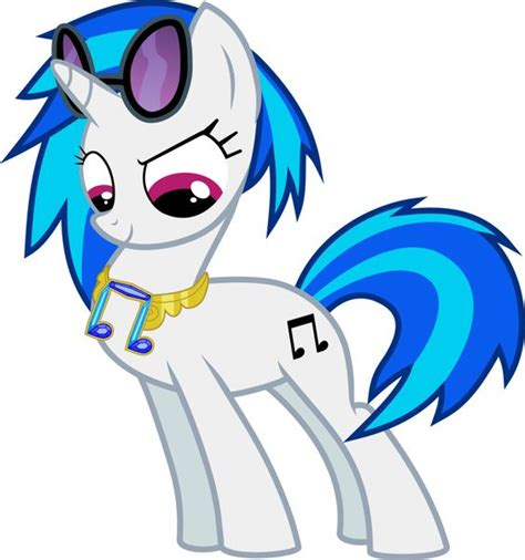 pony crystal vinyl scratch picture   pony pictures pony pictures mlp