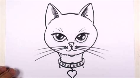 post  draw cute cats step  hd  kitten
