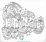 Brownies Doodle Scouts Owl Brownie Coloring Guides Guide Badges Activities Toadstool Scout Pages Colouring Sparks Sheets Printable Girlguiding Promise Camping sketch template