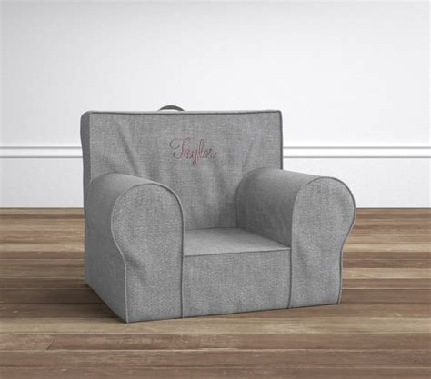 washed grainsack anywhere chair 174 pottery barn