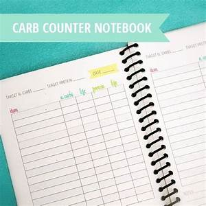 Carbohydrate Counting Chart Free Print Carb Counter Chart Free Printable Carb