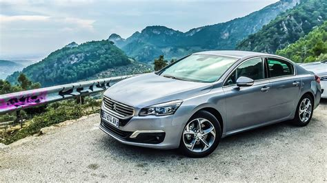 Peugeot 308 Road Trip Through France And Peugeot 508
