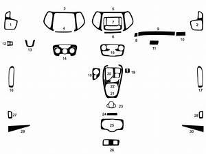 2018 Jeep Compass Dash Kits