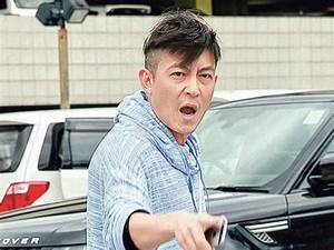 Edison Chen infuriated when asked about paternity