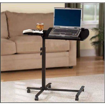 mainstays deluxe laptop cart black walmartcom