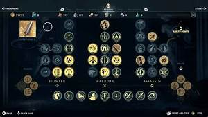 Assassin's Creed Odyssey All Abilities (Skills)