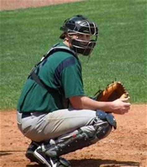 Baseball Catcher Position