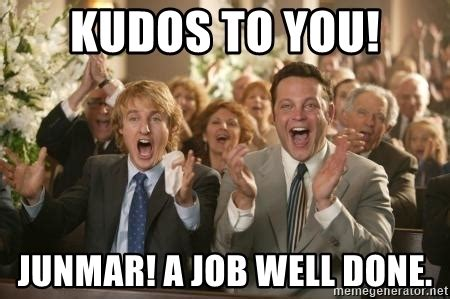 Job Well Done Meme - kudos meme www pixshark com images galleries with a bite