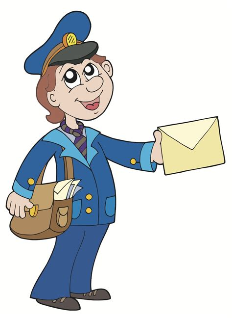 mailman hat clipart mail carrier clipart clipart suggest