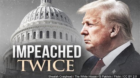 Trump impeached after Capitol riot; historic second charge ...