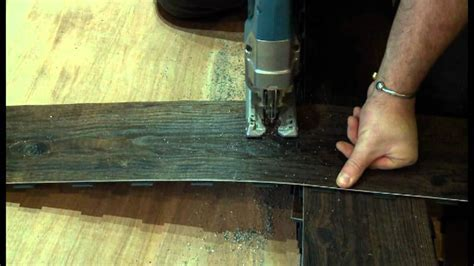 Super Click Flooring: Cutting Tips   YouTube