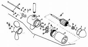Minn Kota Electric Fishing Motor Parts